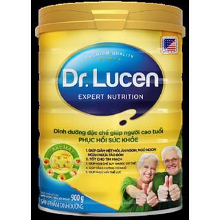 Combo 2 lon sua Dr.lucen caremax 900g (danh cho nguoi gia)