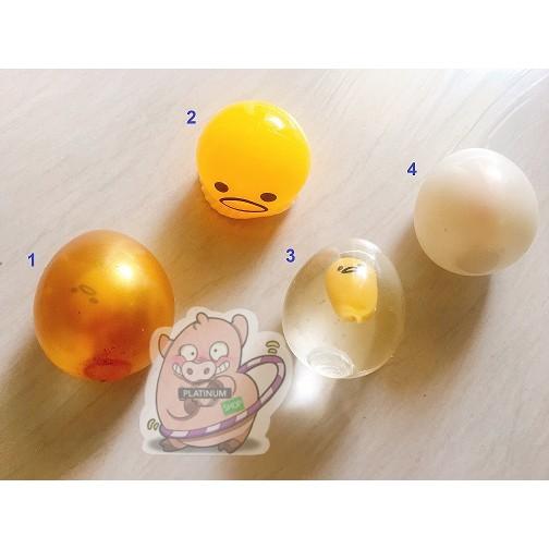 [COMBO] 4-5-6 món trứng lười Gudetama