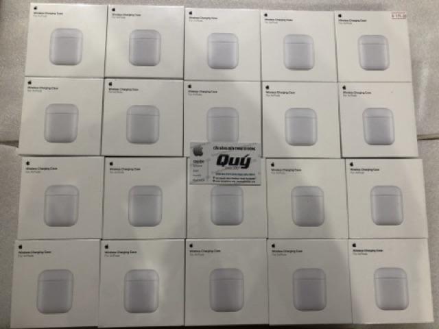 Dock ( Hộp) sạc Airpod 2 Không dây ( Wireless ) , nguyên seal mới 100% , fullbox chưa active