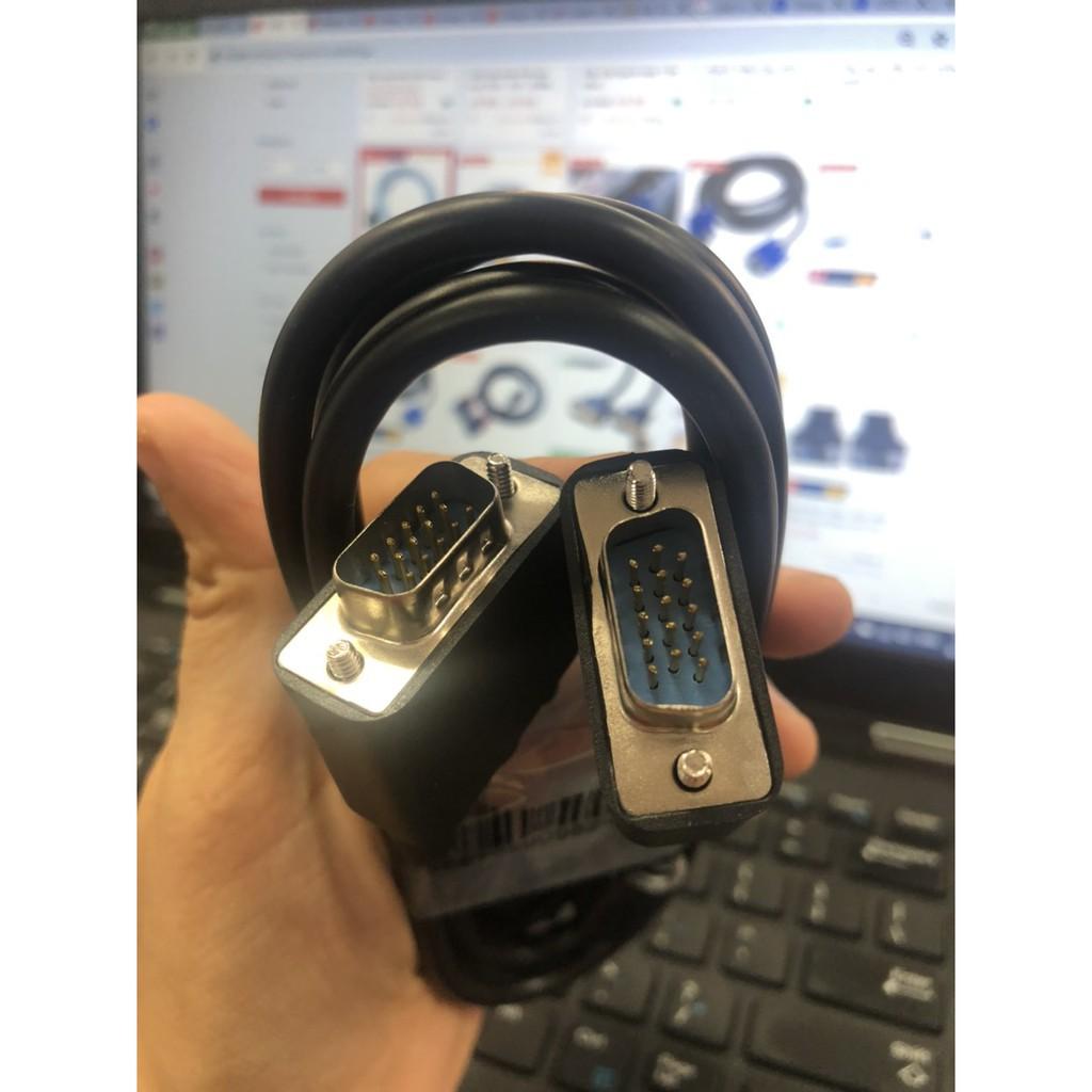 Cáp Vga 1.5m Hàng Zin Theo Lcd Dell/ Lcd Samsung- Bảo Đảm Chất Lượng