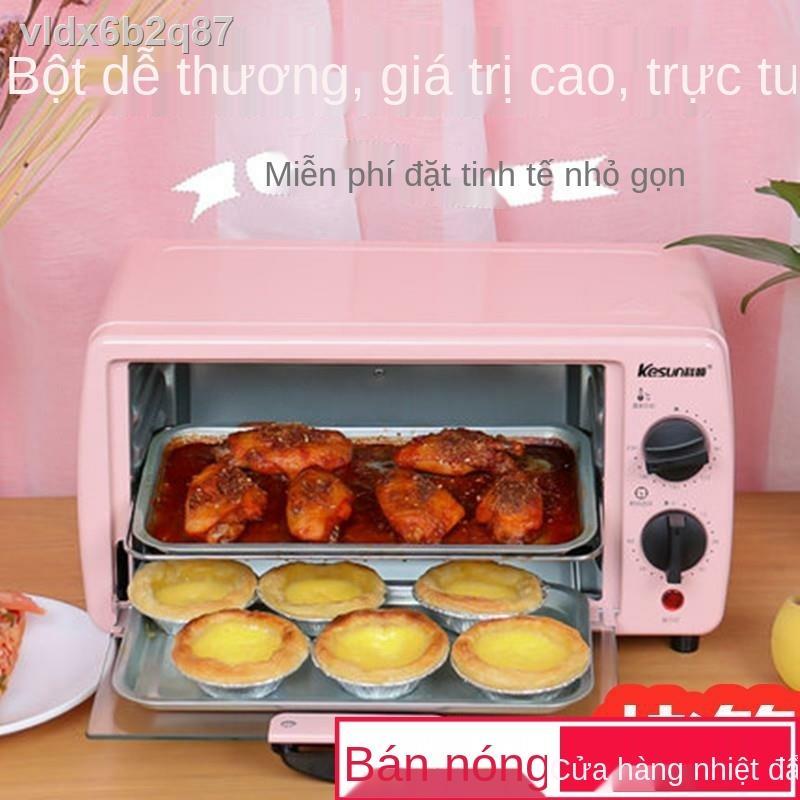 ☜Lò nướng và lò vi sóng tích hợp máy nướng hồng tự động dùng trong gia đình hấp bánh pizza ăn sáng nhỏ