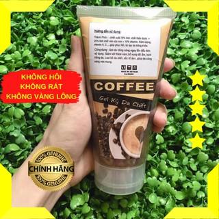 [SẠCH DA CHẾT] Kem (Gel) Tẩy Tế Bào Chết Cafe, Bạc Hà Cho Da Mặt Dầu, Da Mụn, Da Nhạy Cảm Và Da Toàn Thân Body Tại Nhà thumbnail