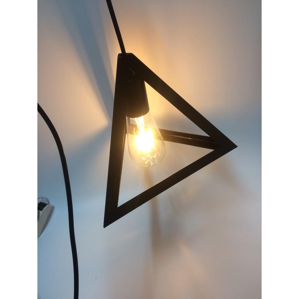 Combo - Đèn thả + bóng ST64