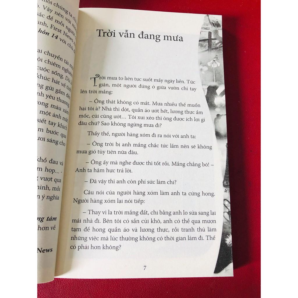 SÁCH - Hạt Giống Tâm Hồn Tập 14 - Góc Nhìn Diệu Kỳ Của Cuộc Sống Gigabook