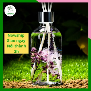 Tinh dầu thơm phòng nước hoa nguyên chất thiên nhiên khuếch tán que gỗ tán hương cao cấp VAROMA KT12 KT24 thumbnail