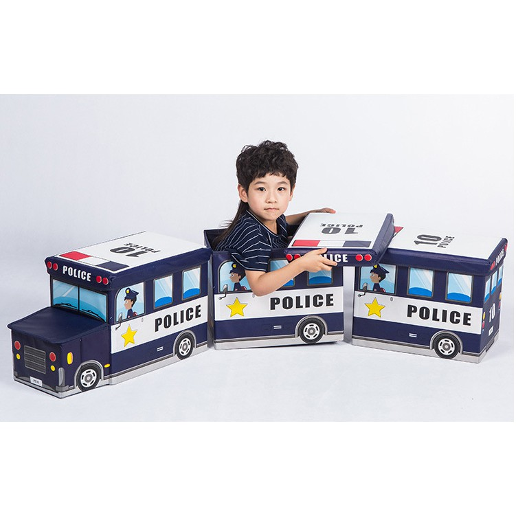 Thùng đựng đồ chơi cho bé hình ô tô thùng đựng đồ chơi hình ô tô