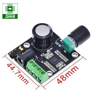 Mạch khuếch đại âm thanh classd 2x15W PAM8610 khuếch đại công suất 15w
