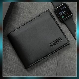 Bóp Ví Nam Cao Cấp Giá Rẻ Nhiều Ngăn Đựng Tiền Thẻ Card Phong Cách Lịch Lãm Giản Dị thumbnail