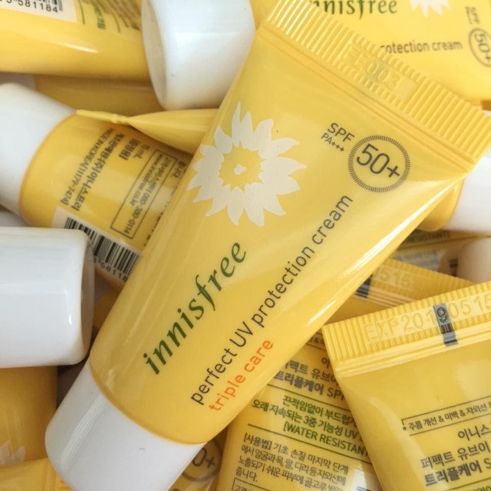 Mini Innisfree Perfect UV Protection Cream