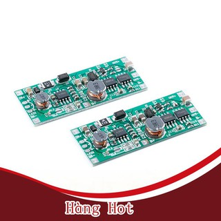 [ Hàng Hot ] 18650 Battery Charge Discharge Converter UPS Protection DC 9V 12V Charging Step Up Booster Module for Lithi thumbnail