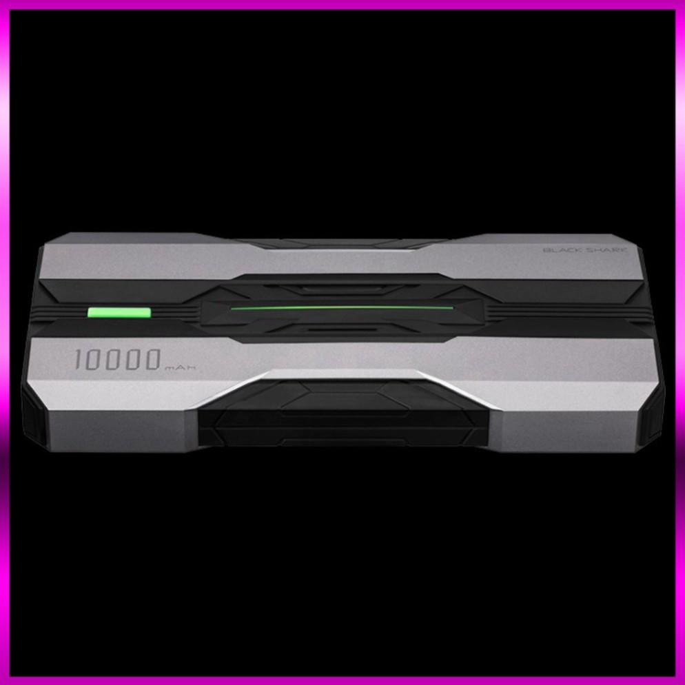 GIÁ TẬN GỐC Pin sạc dự phòng Xiaomi Black Shark 10000mAh Sạc nhanh 2 chiều  18w   Màu Trắng + Đen + Cam [ Hàng có sẵn ] G giá cạnh tranh
