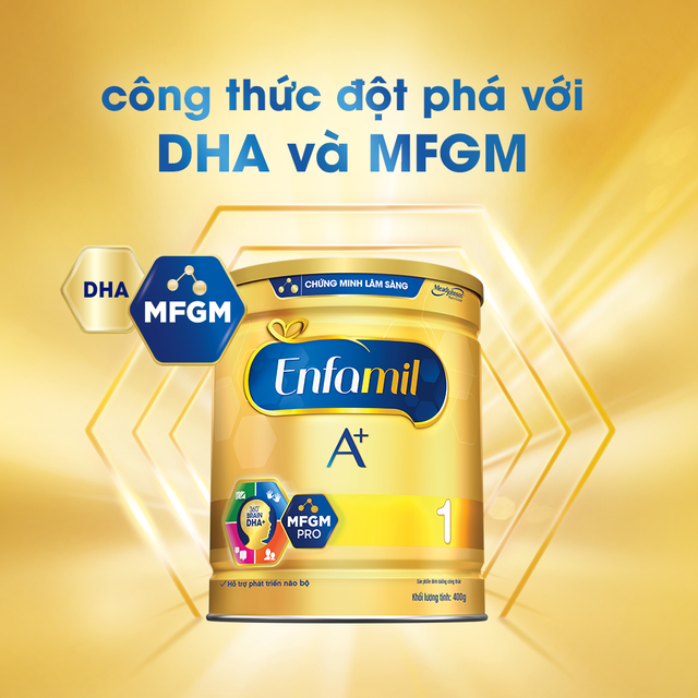 Hình ảnh Sữa bột Enfamil A + 1 400g-1
