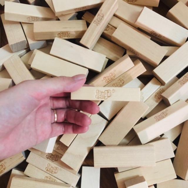 Combo 150 thanh gỗ cho bé
