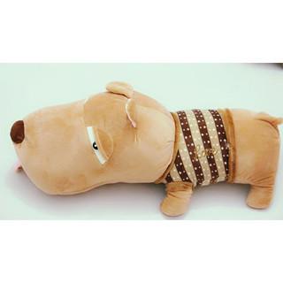 Gấu Bông Thú Nhồi Bông Chó PuCa cao cấp Siêu Ngộ Nghĩnh KV 1m