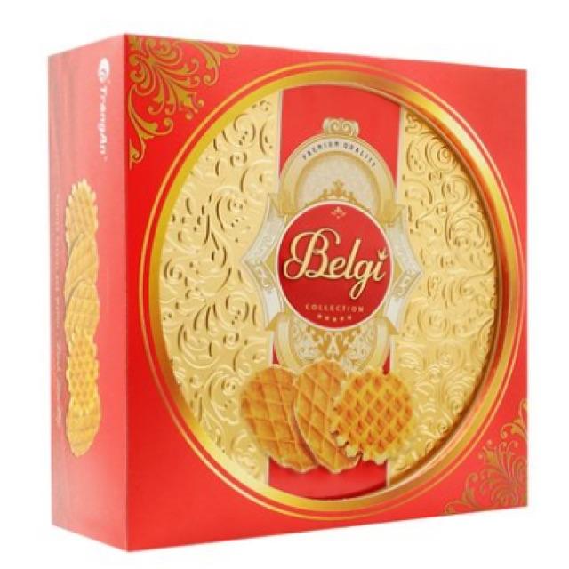Bánh bơ sữa Belgi Tràng An 350g
