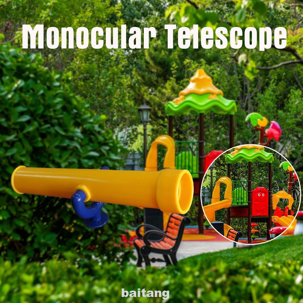Boy Girl Game Portable Kids Toy Easy Install Home Garden With Screws Entertainment Indoor Outdoor Monocular Telescope