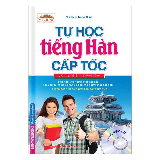 Sách - Tự Học Tiếng Hàn Cấp Tốc