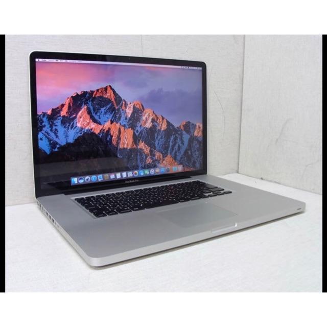 Macbook pro moden 2010