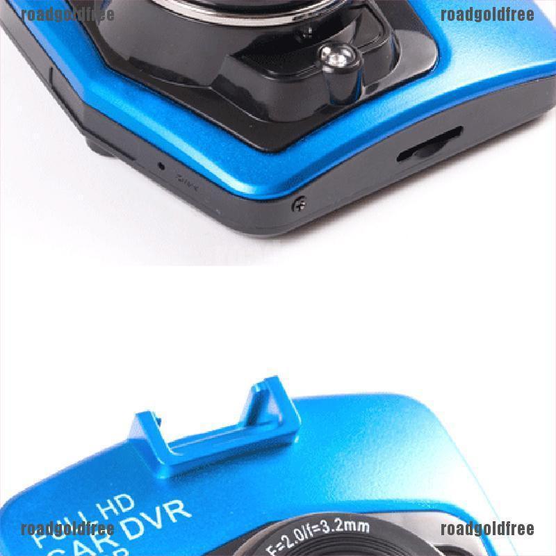 [roadgoldfree]HD Car DVR Camera Audio Recorder Night Vision Mini Camera Dash Cam G Sensor Lot