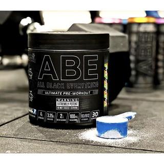 ABE Pre Workout 30 Servings(lần dùng) CHÍNH HÃNG NHẬP KHẨU ANH QUỐC