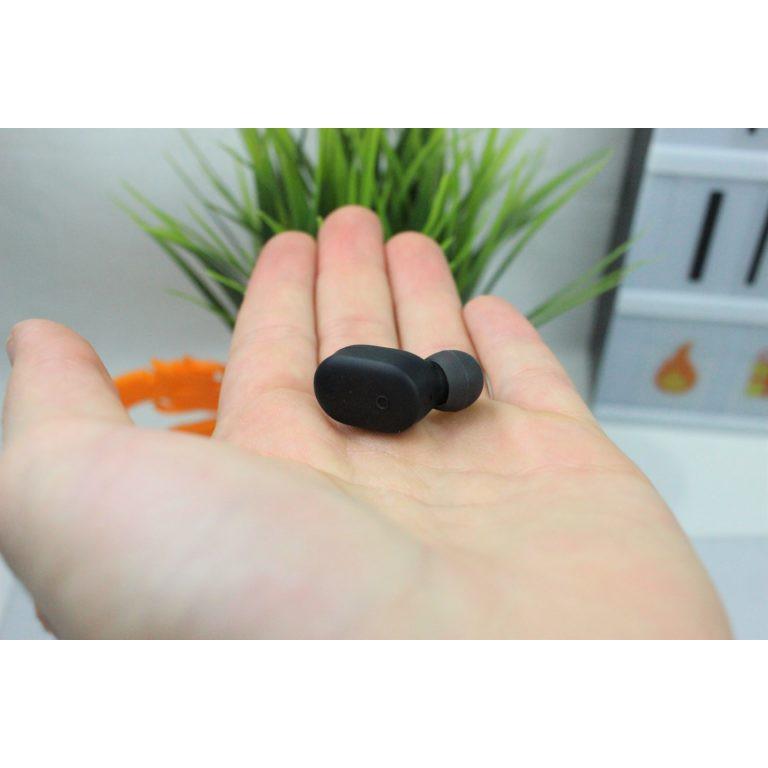 Tai nghe Bluetooth Xiaomi sport mini (Đen)- Hàng chính hãng DigiWorld - Bảo hành 12Thang