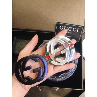 Thắt lưng Gucci Nam hàng đẹp (hộp,túi,bill,card)