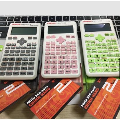 Máy Tính VinaCal 570ES Plus II màu xanh hồng xám - 3393730 , 1076437802 , 322_1076437802 , 500000 , May-Tinh-VinaCal-570ES-Plus-II-mau-xanh-hong-xam-322_1076437802 , shopee.vn , Máy Tính VinaCal 570ES Plus II màu xanh hồng xám