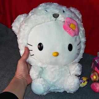 Gấu Bông Hello Kitty Cosplay Xinh yêu độc đáo rất mới đẹp 99k