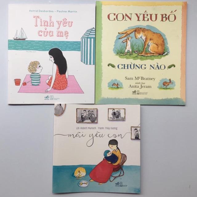 Combo sách về tình cảm gia đình - 9961552 , 368648476 , 322_368648476 , 137000 , Combo-sach-ve-tinh-cam-gia-dinh-322_368648476 , shopee.vn , Combo sách về tình cảm gia đình