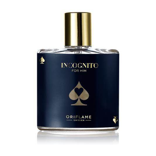 nuoc hoa nam cao cấp Incognito for Him EDT.50ml