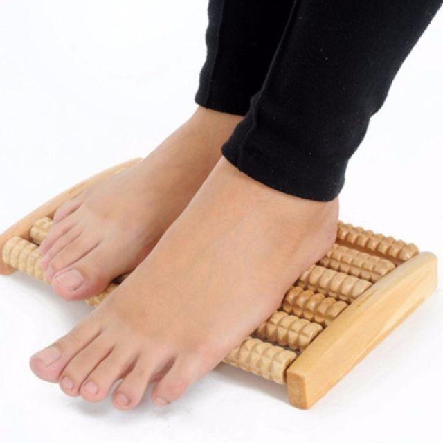 [giá hủy diệt] Bàn lăn massage chân - Bàn mát xa chân