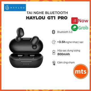 Tai Nghe Bluetooth True Wireless Haylou GT1 PRO Bluetooth 5.0 Phiên bản nâng Cấp Chính Hãng - Minh Tín Shop thumbnail