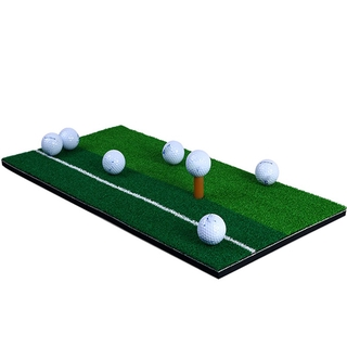 Golf Mats Portable Indoor Exercise Mats Thickening Swing Ball Mats