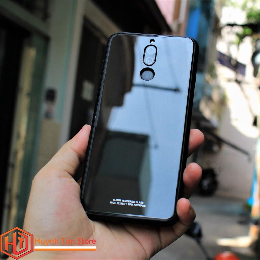 Huawei Nova 2i_Ốp lưng chống sốc kính cường lực