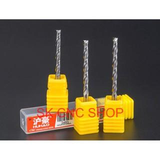 Mũi dao CNC xoắn 2 ME - SK CNC SHOP