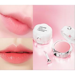 Mặt nạ ngủ môi ZooSon hương hoa hồng dưỡng ẩm cho bờ môi căng mọng hàng nội địa Trung CX5 thumbnail