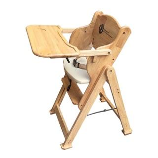 Ghế ngồi cho bé ăn. Có 4 nấc để thay đổi độ cao cho bé.Thiết kế chống trượt, an toàn khi sử dụng