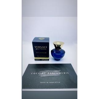 [Mini size 5ml] Nước Hoa Nữ Chính Hãng Versace Dylan Blue Pour Femme ED thumbnail