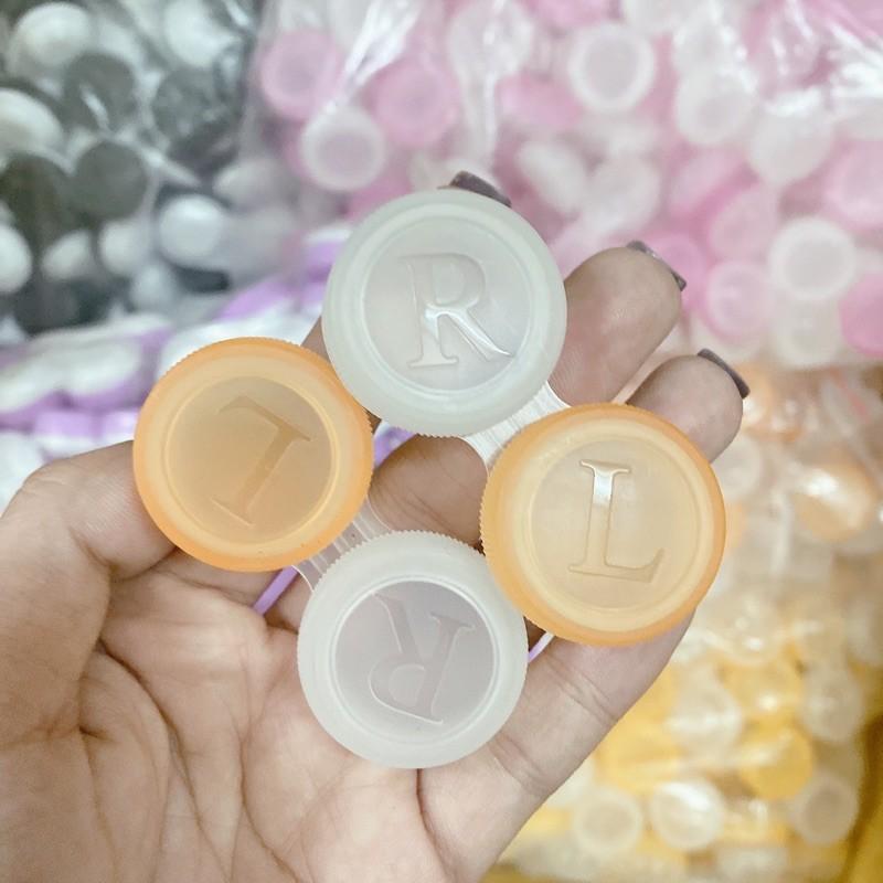 Khay đơn đựng lens loại dày (màu ngẫu nhiên) giá sỉ rẻ nhất