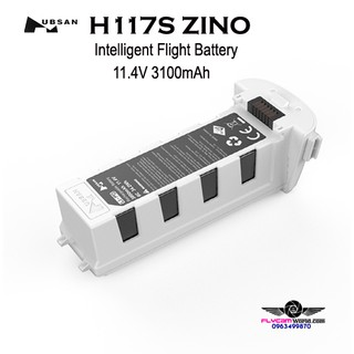 Pin flycam Hubsan H117S ZINO ( Intelligent Flight Battery )