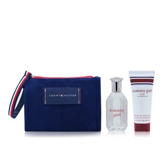 Set Nước Hoa Nữ Tommy Hilfiger Tommy Girl 3pcs ( 50ml & Sữa tắm 100ml & Travel Bag ) - Scent of Perfumes thumbnail