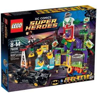 Bộ Lego 76035 jokerland