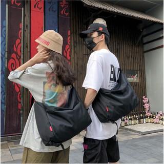 Túi Đeo Chéo Canvas Cỡ Lớn Thời Trang Hàn Quốc Học Sinh Sinh Viên Đi Học , Đi Chơi