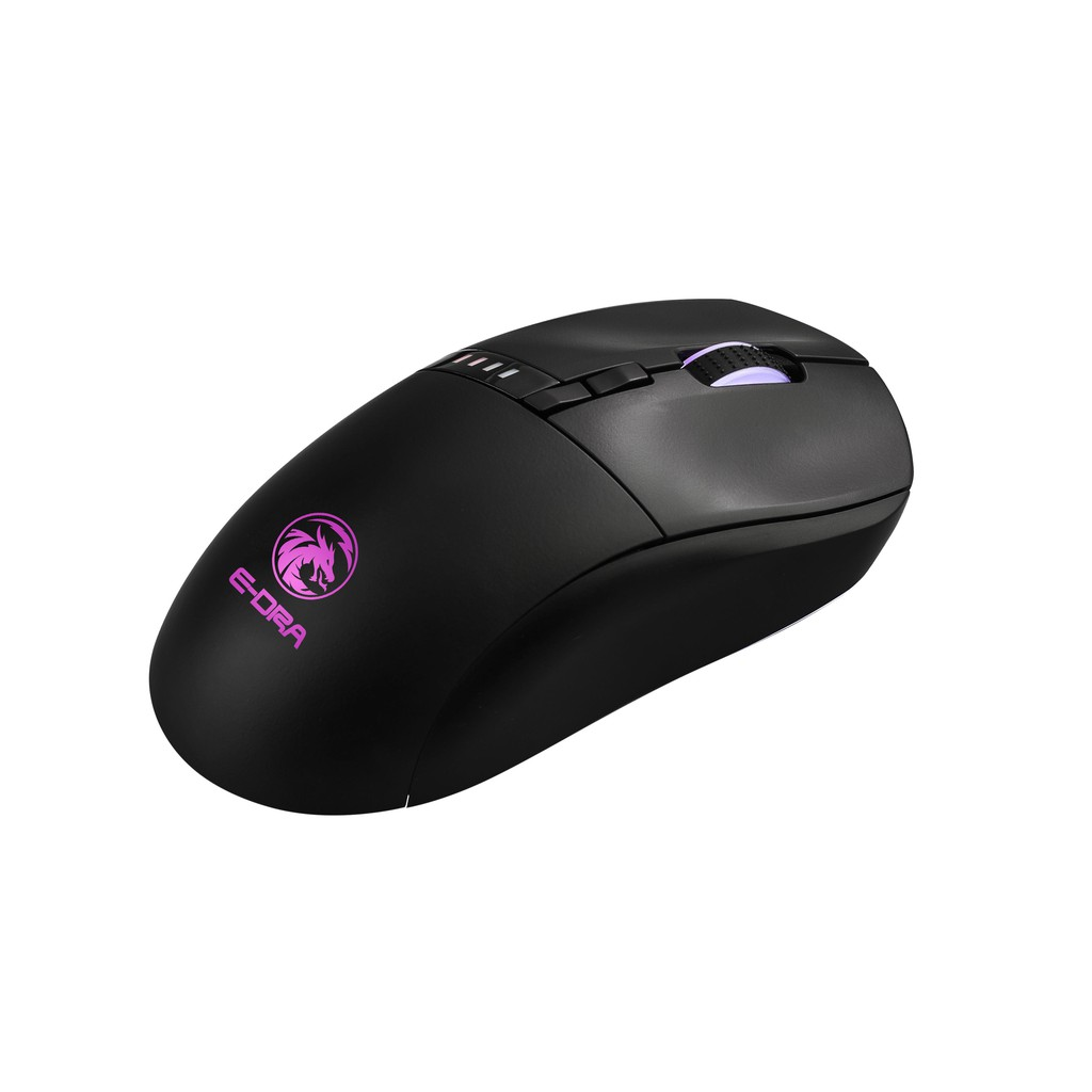[Mã SKAMA07 giảm 8% đơn 250k]Chuột gaming không dây E-Dra EM620W - Hàng Chính Hãng