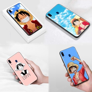 S-107 Monkey D Luffy Soft Silicone Case Casing for Samsung Galaxy S21 S20 FE Note 20 Ultra Plus 8