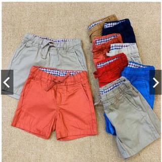 Sale mùa nóng – Quần short kaki Sherman bé trai