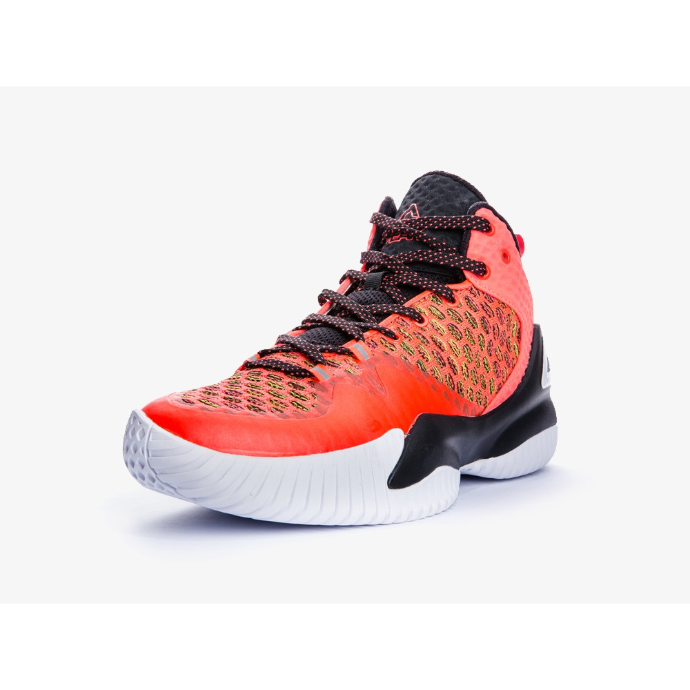 Giày bóng rổ Peak Master Streetball Red Black