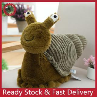 40cm Cartoon Snail Plush Toy Stuffed Animal Doll Toys Infant Baby Kids Children Boy Girl Birthday Gift