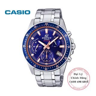 Đồng hồ Nam Casio Edifice EFV-540D-2AVUDF dây kim loại