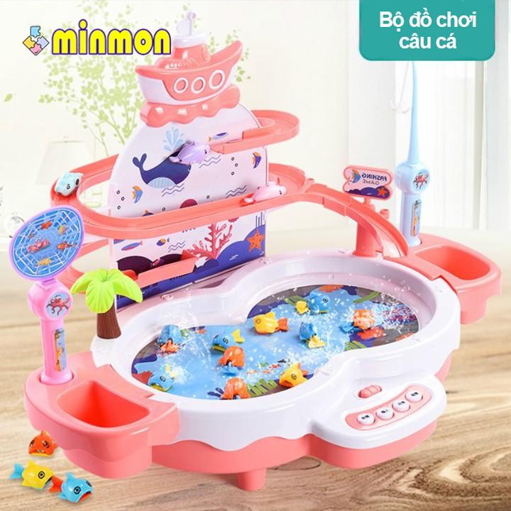Bộ đồ chơi câu cá MINMON cho bé phát triển trí thông minh - MM0026